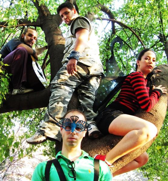 Αριστοφάνη Όρνιθες/ Μια ροκ παράσταση για εφήβους